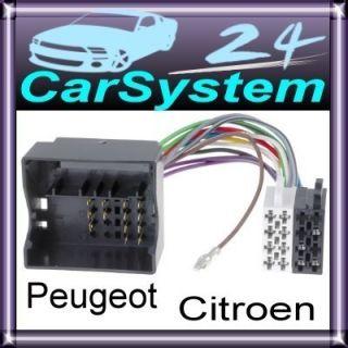 Peugeot Citroen MOST Radioadapter ISO Adapter 834/ #8