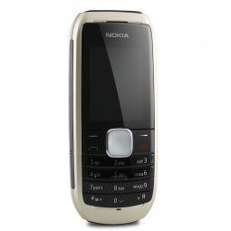 Nokia 1800 silver grey Handy Taschenlampe Radio silber grau