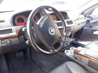 BMW E65 730D 7er Diesel Softclose Leder Sportpaket TOP Zustand