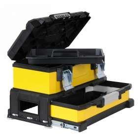 STANLEY Werkzeugbox +Schublade 1 95 829 Werkzeugkoffer