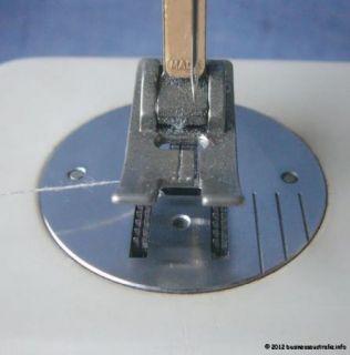 Bernina Record 830 Electronic Sewing Machine