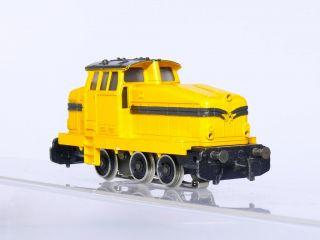 Märklin 3080 H0 Werks Diesellok DHG 500 , gelb