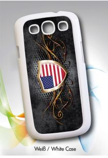 Samsung Galaxy S3 USA Amerika new york vegas america Fahne Flag Cover