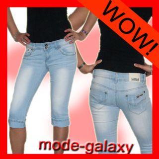 Capri BermuDa Jeans *iCe* ShortS 34 36 38 40 42 #835R