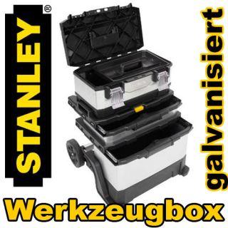 STANLEY MOBILE WERKZEUGBOX 95 833 ROLLENDE WERKSTATT WERKZEUG KISTE