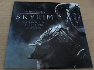 The Elder Scrolls V Skyrim Featured Music Selections Soundtrack