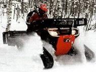 HONDA ATV TRX 420 FA Rancher ; Vorführgerät mit nur 35 km; ALLRAD