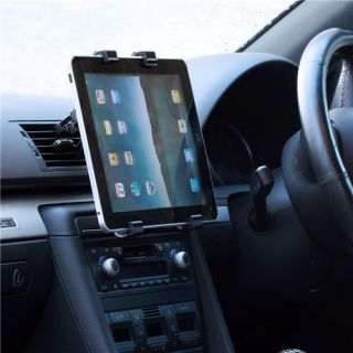 Car Universal Air Vent Mount Holder Kit Specialized For iPad 1 & 2 & 7