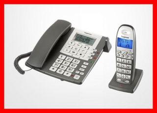 Hagenuk Big 850 Combo DECT Telefon + 1 Mobilteil