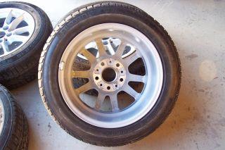 Original BMW Räder Alufelgen 16 Zoll 6761990 Winterreifen BMW 5