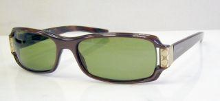Original Gucci Sonnenbrille 2548/S NJ3 braun gold