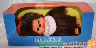 Monchichi   Mädchen   20 cm gross Schlafaugen