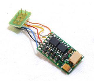 Piko 56121 Digital Multiprotokoll Decoder Lokdecoder mit Lastregelung