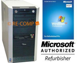 FSC Scenic W600 (i865G) mit Windows Professional