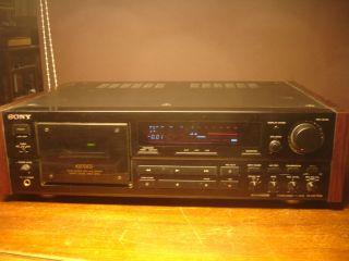 Sony Stereo Cassette Deck TC   K870 ES, defekt an Bastler, TC K870ES