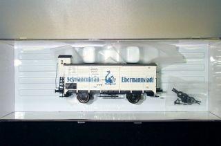 Brawa 48216 Güterwagen G 10 Schwanenbräu Epoche V H0