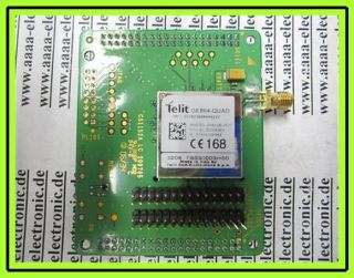 Telit GE864 Interface GSM GPRS Funk Modul GE864 QUAD Development Board