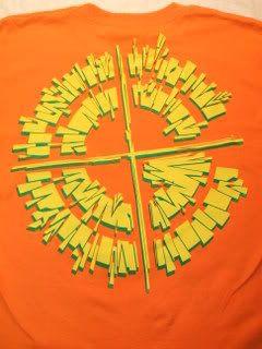 JOHN CENA Orange WWE Wrestling T shirt