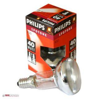 Philips Reflektor Gluehbirne Spotone R50 40W 40 Watt Gluehlampe