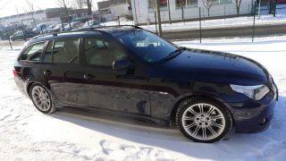 BMW 530 D /M PAKET/PANOR DACH/NAVI PROFESIONAL/VOLL BI COLOR LEDER/KAY
