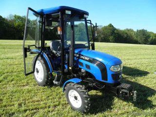 Allrad FOTON 254 Neues Modell  Traktor Wendegetriebe Terra Trac