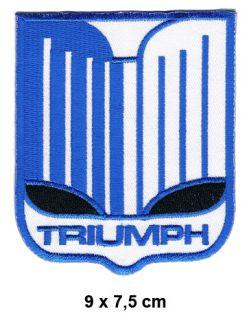 TRIUMPH Aufnäher Patch Motorrad Biker Thunderbird Tiger