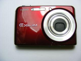 Casio Exilim EX S880 rot   mit 1 Jahr Gewährleistung