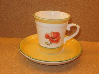 Zeller Keramik Obertasse Nieder 160 Ml Favorite