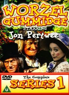 WORZEL GUMMIDGE  ALL OF SERIES ONE DVD NEW & SEALED 4006408822929