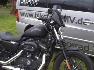 verstellbar schwarz Harley Davidson Sportster XL 883 IRON XL2