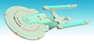Star Trek U.S.S. Enterprise NCC 1701 B mit Licht & Sound Neu & OVP