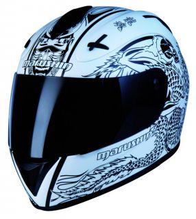 Marushin Helm 888 RS SHIVAN DRAGON II +Gratis Visier M