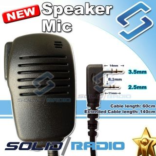 Speaker mic for Kenwood PX 777 PX 888 TG UV2 KG UVD1P