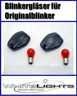 Blinker glaeser Honda CBR 125 600 F FS RR 900 1000 smoked signals