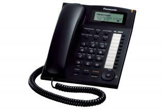 Panasonic KX TS880   Schnurgebunden Analog Telefon Tischtelefon mit