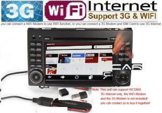 MERCEDES BENZ CLASE A B W169 W245 RADIO 2DIN GPS+7HD+DVD+TDT VITO