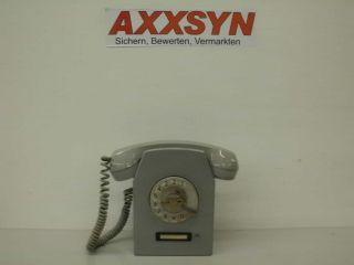 altes Wandtelefon Telefon Industriewandfernsprecher DDR RFT antik VEB