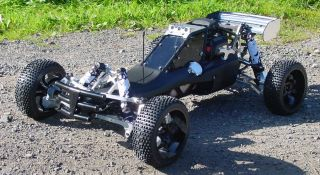 BLACK IRON   Custom Bumper Frontbumper HPI BAJA 5B 5B 2.0 5B SS black