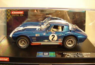 Digital124 23748 Chevrolet Corvette Grand Sport Sebring 1964 Neu 891