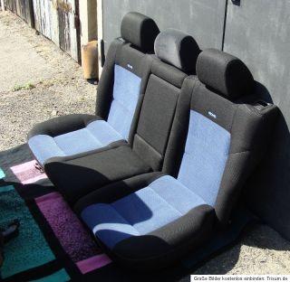 RECARO Sitze Sportsitze komplett VW Golf 4 IV Bora Seat Leon