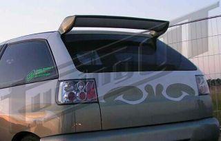 SEAT IBIZA 96 99 DACHSPOILER HECKSPOILER WRC TUNING GT