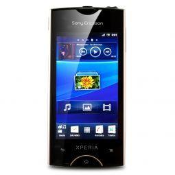 Sony Ericsson Xperia ray Gold Handy Touchscreen WLAN