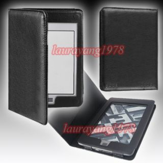 SCHW LEDER TASCHE HÜLLE LEATHER CASE COVER for eBOOK  KINDLE