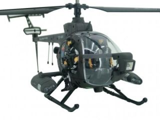 RC HELI HUGHES DEFENDER GYRO HUBSCHRAUBER HELICOPTER