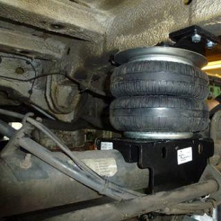 Zusatzluftfederung passend fuer Mercedes Sprinter W906 NCV3