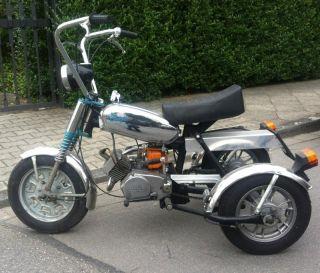 Trike Marke Eigenbau Fun Moped Roller
