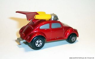fantastic VW Beetle model from 1972, slightly used, good collectable