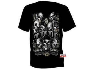Shirt ORIGINAL THUG LIFE Shirt schwarz 01011 S XXL