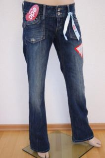 NEU EDC BY ESPRIT JEANS USED JEANS DAMEN CRAFT REGULAR FIT