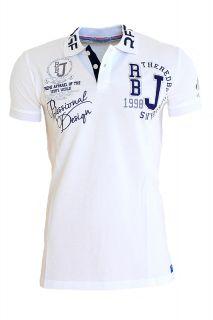 RBC Redbridge by CIPO & BAXX Poloshirt Kurzarm Polo Hemd T Shirt R